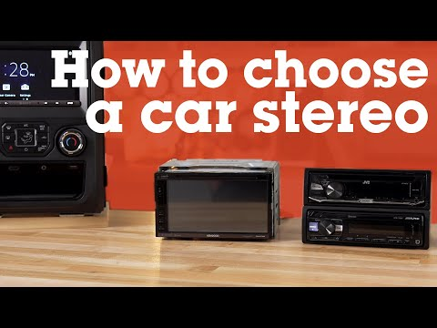 How to Choose a Car Stereo | Crutchfield