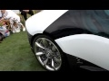 Bertone Alfa Romeo Pandion Concept Car Walk Around