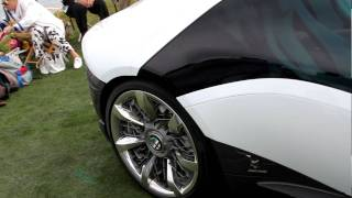 Bertone Pandion - Dream Alfa Romeo Videos