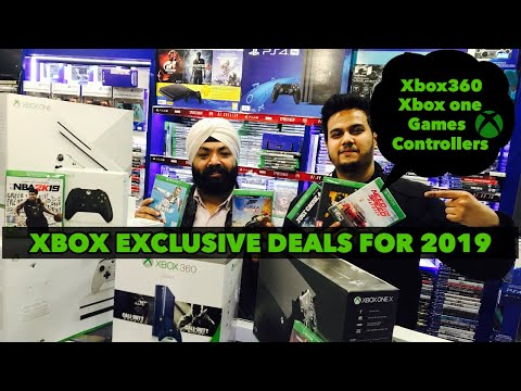 XBOX Deals For 2019 || Special Discounts On Xbox, Games And Accessories||