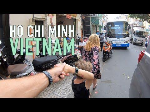Princess Asia Cruise Vlog Ho Chi Minh City