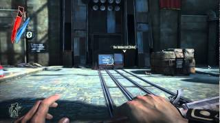 Dishonored Pc Gameplay (Max settings)