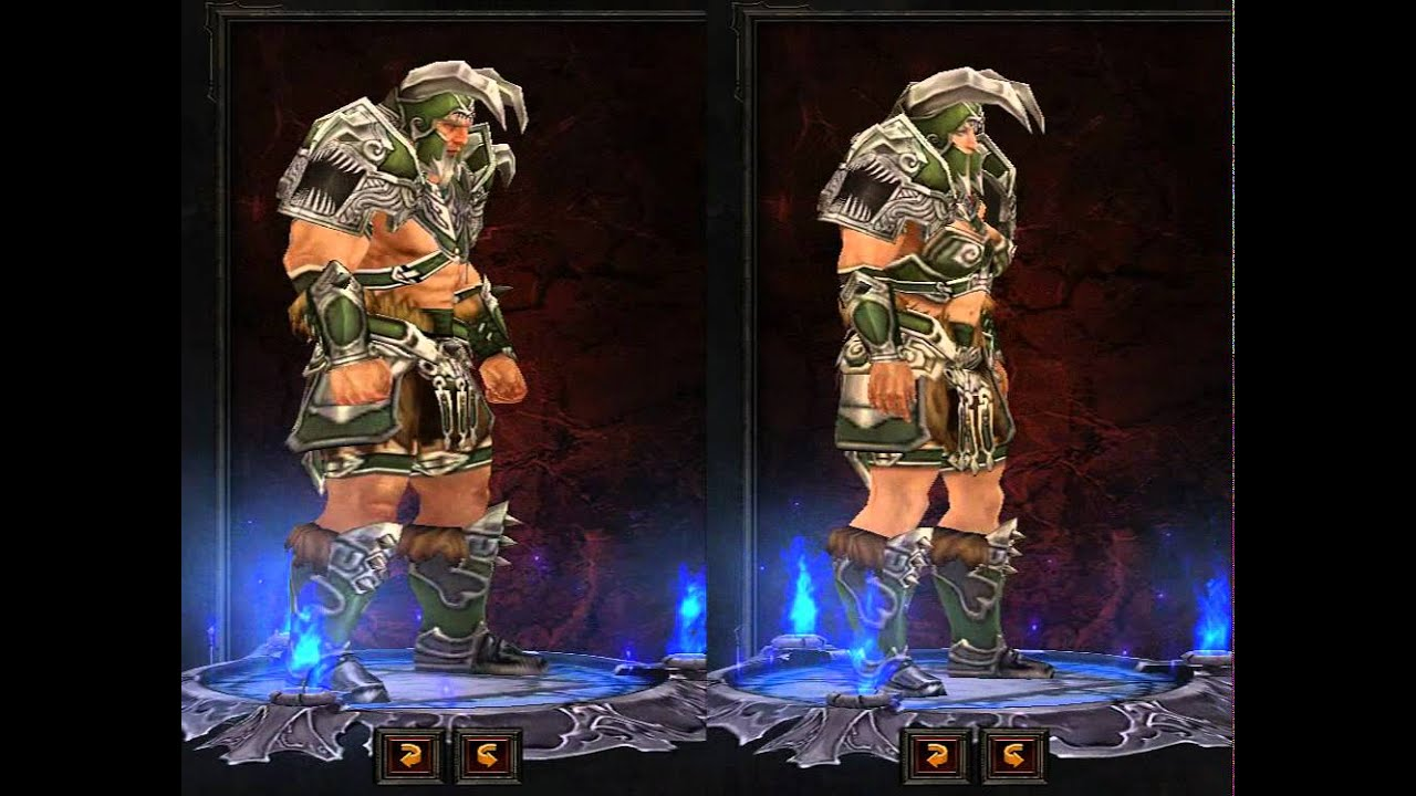 barbarian diablo 3 armor - photo #9