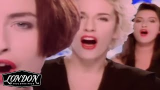Bananarama - Nathan Jones (OFFICIAL MUSIC VIDEO)