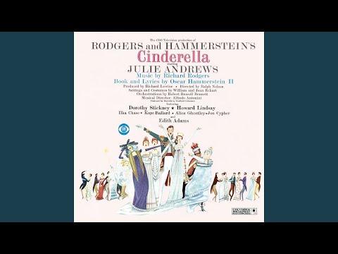 Cinderella - Original Broadway Cast: In My Own Little Corner