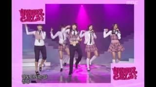 Wonder Girls - Irony, 원더걸스 - 아이러니, Music Core 20070310