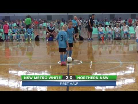 (09/01/2017) NSW Metro White vs Northern NSW (Highlights)