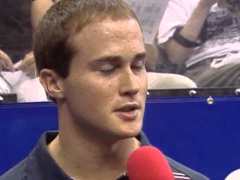 Paul Hamm - Interview - 2005 Visa Championships - Men - Day 2