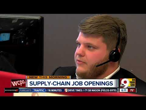 Supply Chain Jobs In High Demand