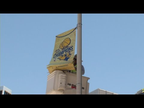 1 million fans expected for Warriors victory parade in Oakland