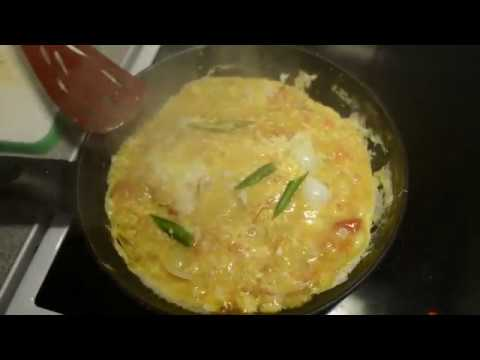 Ethiopian Food: Scrambled Eggs Recipe For Breakfast - ለቁርስ የሚሆን የእንቁላል ጥብስ አሰራር