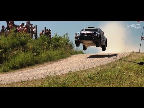 WRC LOTOS 72nd Rally Poland 2015 - Action / EvoStudio /