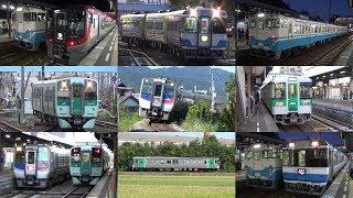 【JR四国】徳島周辺の列車(高徳線中心) 2018.10.13