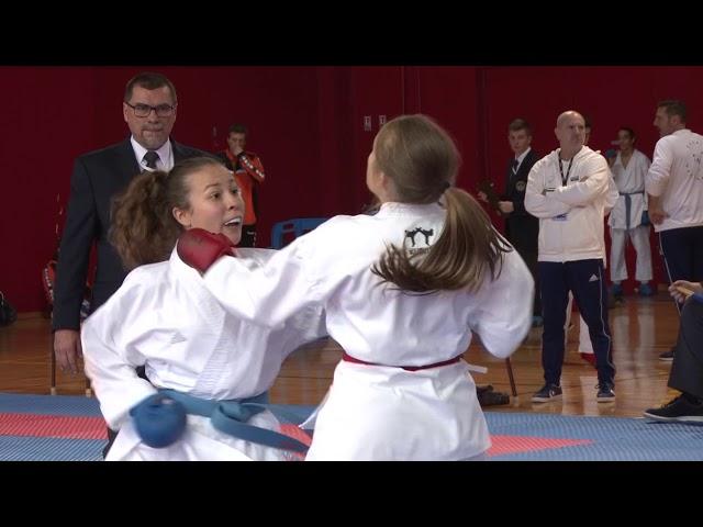 Championnats de Moselle de Karaté