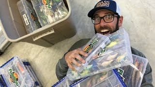 How Much Tackle does a Pro Bass Fisherman Own? (ft. Mike Iaconelli)