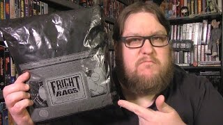 Fright Rags T-Shirt Unbagging!