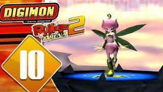 Digimon Rumble Arena 2   Single Player   PalmonTogemonLillymon