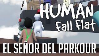 EL SEÑOR DEL PARKOUS | HUMAN FALL FLAT c/ None, Zellen, Owol