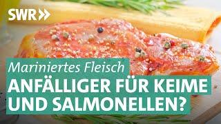 Grillfleisch: Was steckt unter der Marinade?