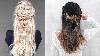 Amazing Hairstyles Tutorials Compilation 2018 ❀ Cute Girls Hairstyles #8