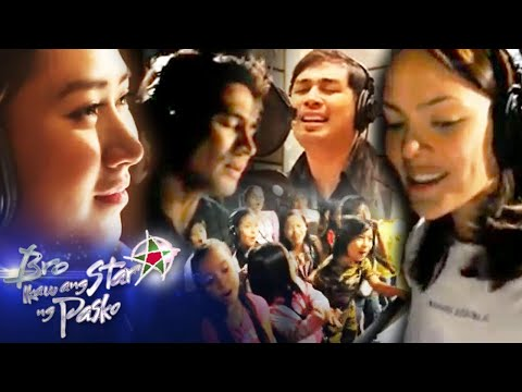 ABS-CBN Christmas Station ID 2009 Recording Sessions