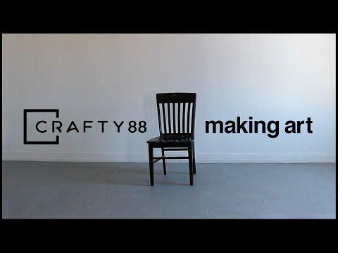 Crafty88   Making Art Launch Video