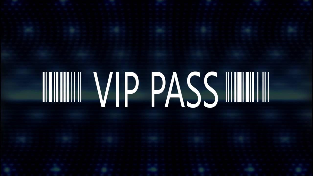 vip pass tarjeta de invitacion con codigo de barras youtube. Black Bedroom Furniture Sets. Home Design Ideas