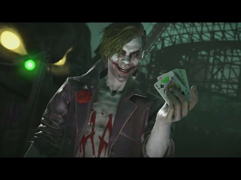 INJUSTICE 2 JOKER Gameplay Trailer (XBOX ONE/PS4/PC)