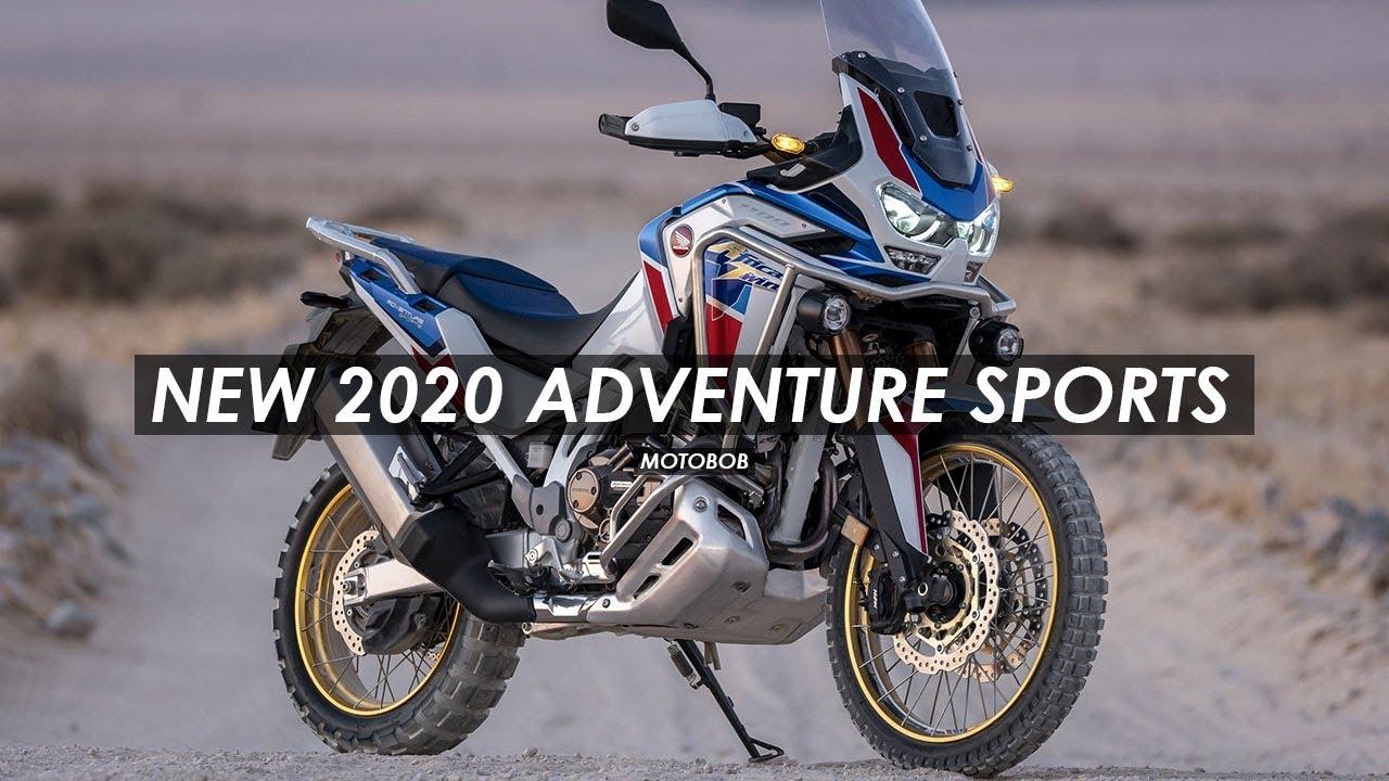 New 2020 Africa Twin Adventure Sports vs. Standard Africa Twin