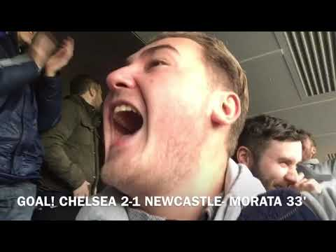 CHELSEA 3-1 NEWCASTLE UNITED | EDEN HAZARD DOUBLE GETS CHELSEA THE THREE POINTS IN COMEBACK!