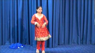 Bless India, Dance by Abigail, Word of God Tamil Church, Doha Qatar