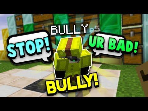 Trolling a Minecraft Bully!