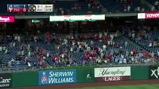 Luke Williams First Career Home Run is a Walkoff Home Run