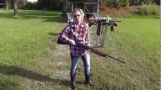 """Beretta A400 Xplor Shotgun, 3"""" and 3&1/2"""" Magnum Buckshot"""