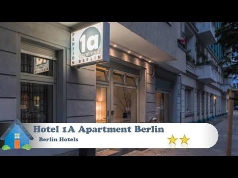Hotel 1A Apartment Berlin - Berlin Hotels, Germany