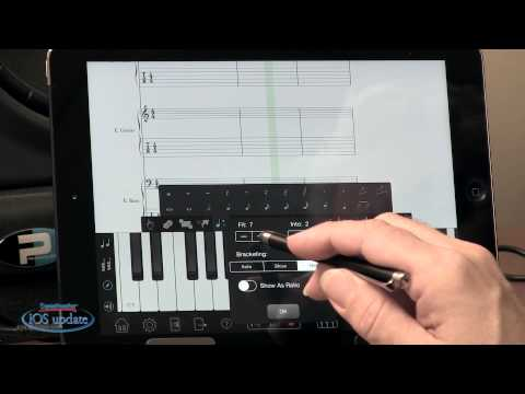 PreSonus Notion App Review - Sweetwater's iOS Update, Vol. 107