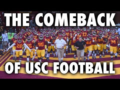 The Comeback Story Of USC Football