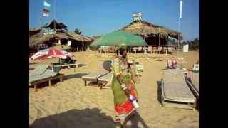 Пляжи ГОА. Индия. India. The beaches of Goa.