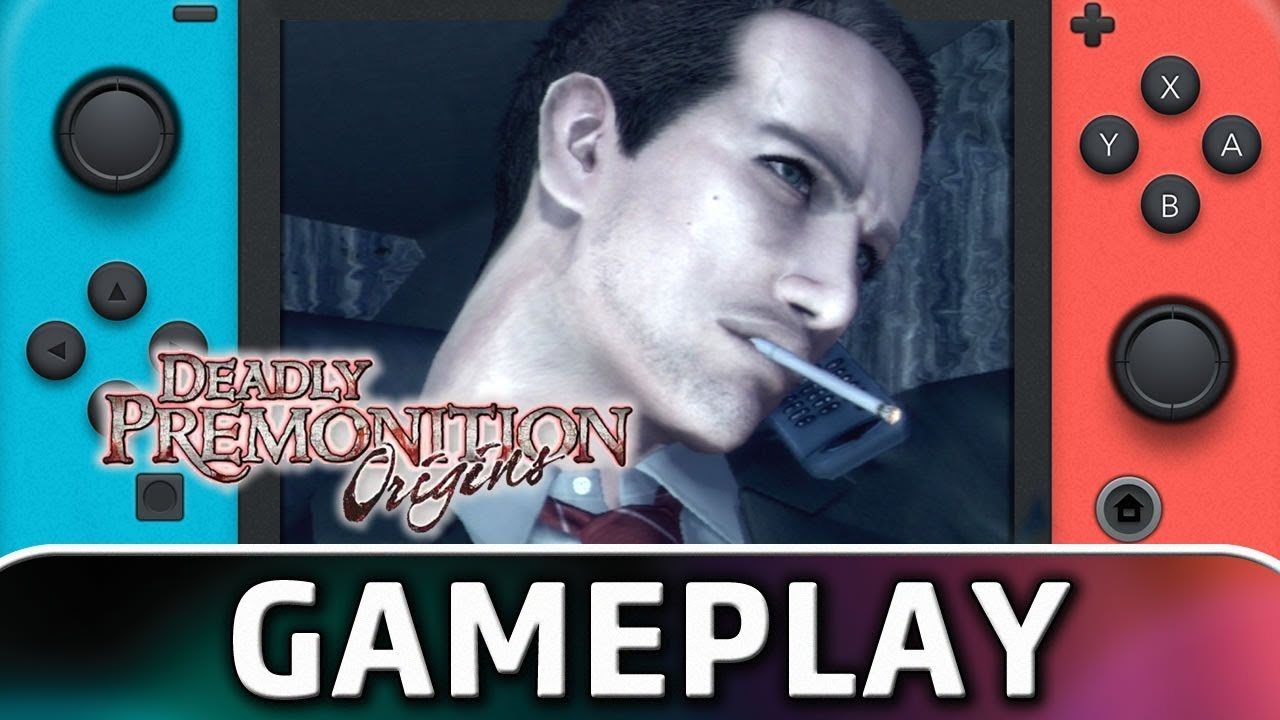 Deadly Premonition Origins | First 15 Minutes on Nintendo Switch