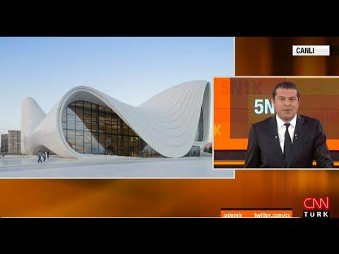 CNN TURK  5N1K  Haydar Aliyev
