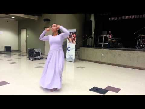 Tamala Mann's Take me to the King Praise Dance