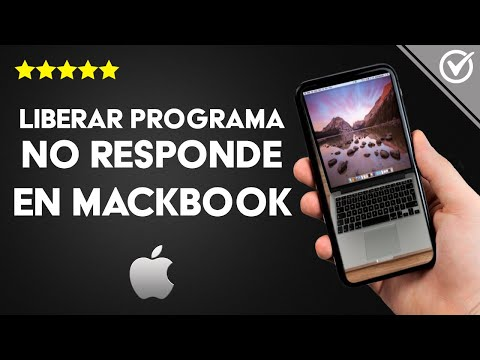 Cómo Desbloquear un Programa en MacBook que no Responde o se Traba