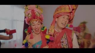Sherman and Georgia's Epic Dali Wedding
