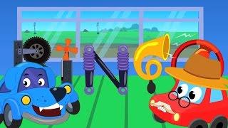 Bingo| Бинго | Собака рифмы | Автомобиль песня | потешки в России