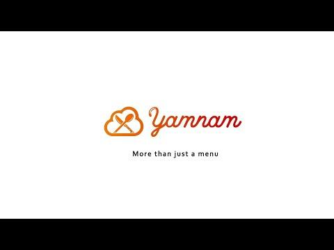 Yamnam - Speisekarte in 10 Sprachen übersetzen - Einführung und Demonstration