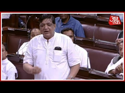 Ruckus In Rajya Sabha After MP Naresh Agrawal's Comment On God And Alcohol