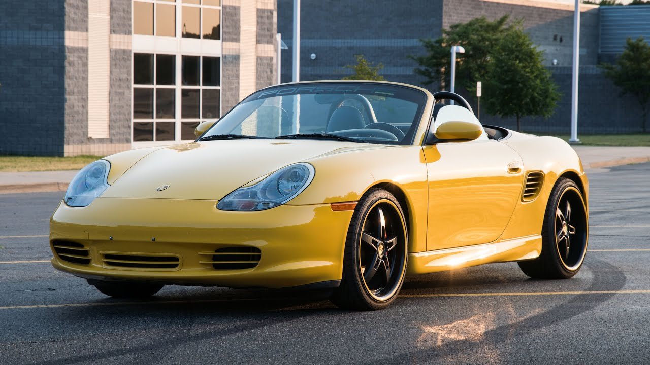 Modified 2003 Porsche Boxster S - POV First Impressions (binaural ...