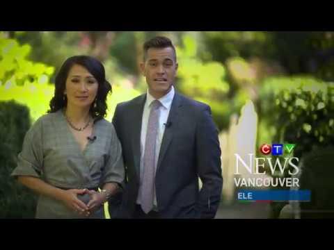 CTV News Vancouver - 'Election 2018'