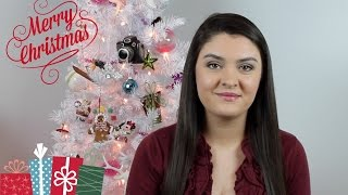 Crazy For Christmas Tag {Vlogidays Day 16}