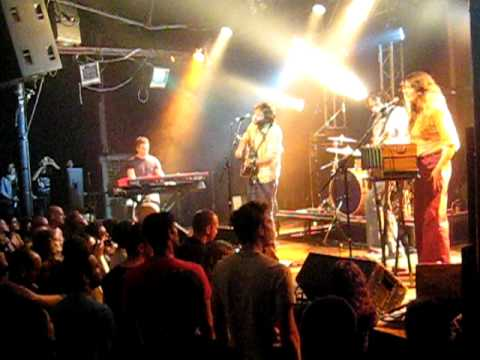 Mojave 3 - Bluebird Of Happiness - Live in Israel 07-05-2011
